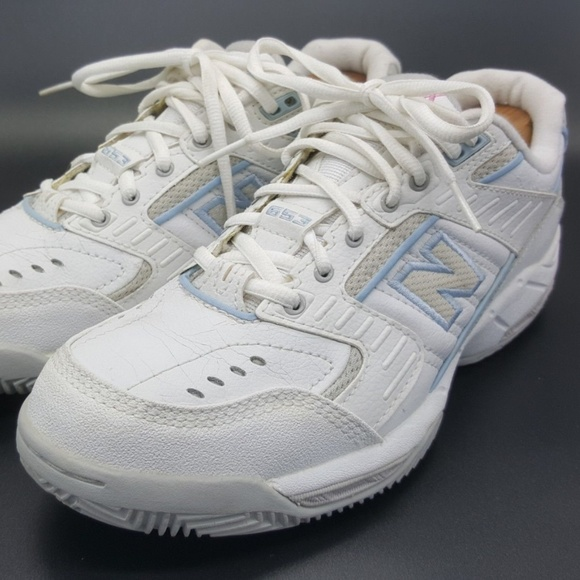 Catarata La cabra Billy Es decir  New Balance Shoes | 653 White Tennis Womens 9 B | Poshmark